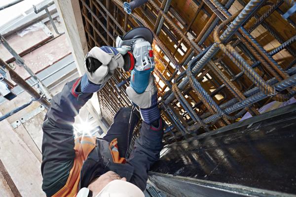 Polizor unghiular (flex) Bosch GWS 15-150 CI, 1500W, 9300rpm, 150mm 3