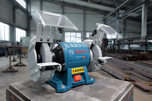 Polizor de banc Bosch GBG 35-15, 350 W, 150 mm, 3000 RPM [3]