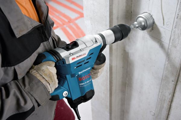 Ciocan rotopercutor Bosch GBH 5-40 DCE, SDS-Max, 8.8J, 1150W, 340rpm 3