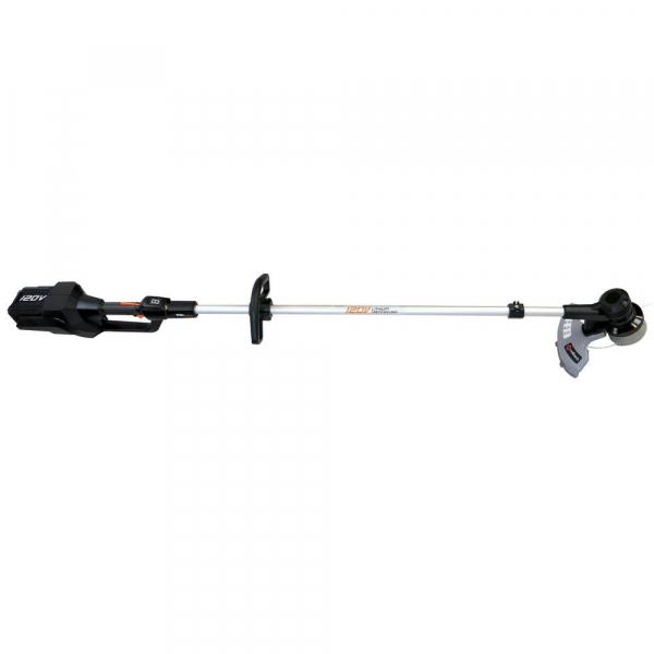 Pachet trimmer iarba cu acumulator (motocoasa) Redback EA314, 120V, 3Ah cu acumulator si incarcator rapid 2