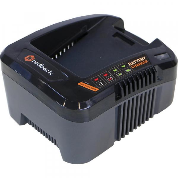 Pachet trimmer iarba cu acumulator (motocoasa) Redback EA314, 120V, 2Ah cu acumulator si incarcator 4