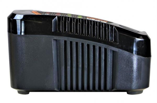 Pachet trimmer iarba cu acumulator (motocoasa) Redback EA314, 120V, 3Ah cu acumulator si incarcator rapid 6