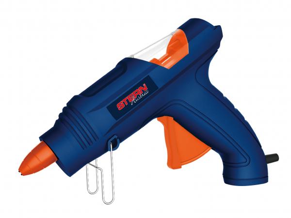 Pistol de lipit cu baghete (batoane silicon) Stern GG100A, 20 g/min, 11 mm, 200 grade 0