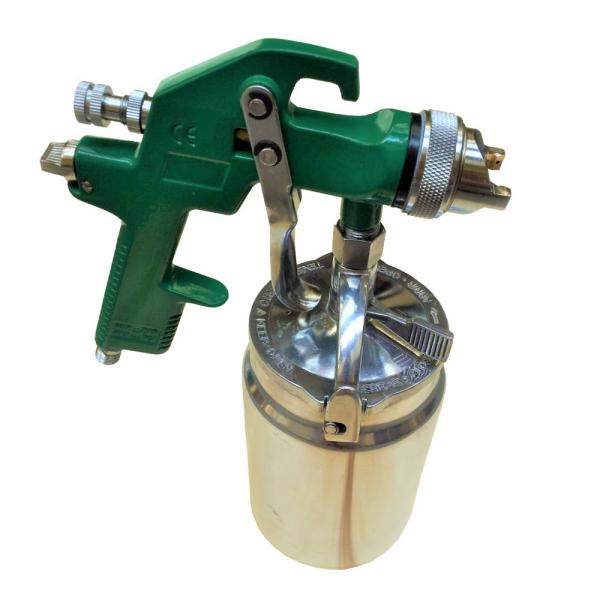 Pistol de vopsit pentru Compresor Aer Stager, 1.7 mm, 380l/min, 0.6 L 0