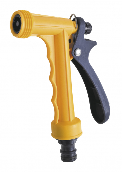 Pistol pentru stropit FERRO DY2073, din plastic, cu 3 jeturi 0