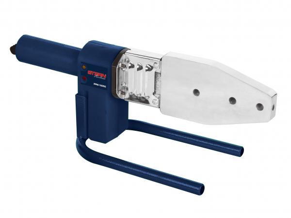 Plita lipit tevi polipropilena Stern PPW1000C, plita 800W, 6 bacuri 20-63mm 1