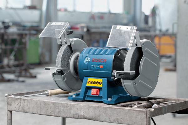 Polizor de banc Bosch GBG 60-20, 600 W, 200 mm, 3600 RPM [2]