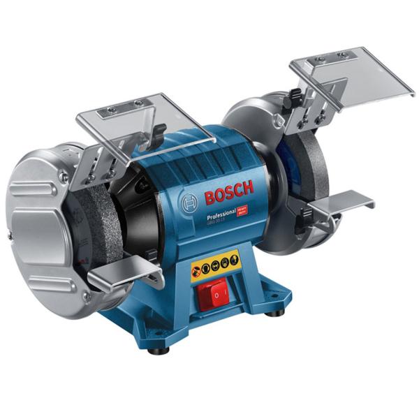 Polizor de banc Bosch GBG 60-20, 600 W, 200 mm, 3600 RPM [0]