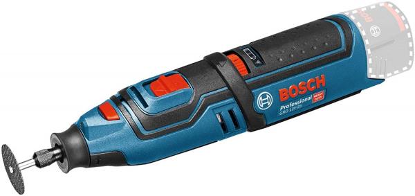 Polizor drept (biax) Bosch GRO 12V-35, 35.000 rpm, 12V, 3.2mm 0