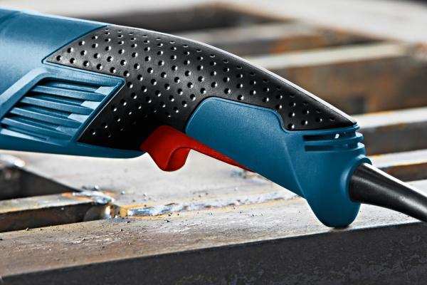 Polizor unghiular (flex) Bosch GWS 18-125 SL, 1800 W, turatie variabila, 125 mm 1