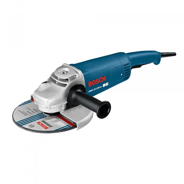 Polizor unghiular (flex) Bosch GWS 26-230 JH, 2600 W, 6.500 rpm, 230 mm 0