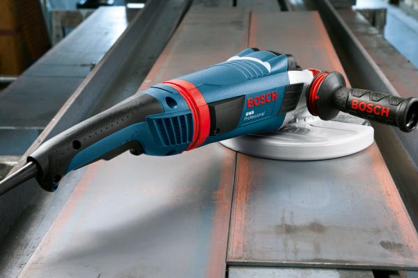 Polizor unghiular (flex) Bosch GWS 22-230 LVI, 2200 W, 6.600 rpm, 230 mm 2