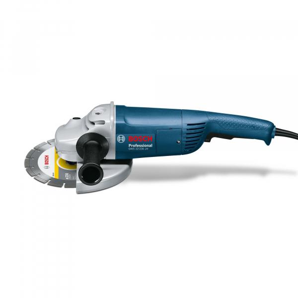 Polizor unghiular (flex) Bosch GWS 22-230 JH, 2200 W, 6.500 rpm, 230 mm [1]