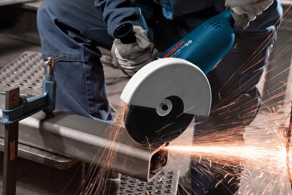 Polizor unghiular (flex) Bosch GWS 22-230 JH, 2200 W, 6.500 rpm, 230 mm [4]