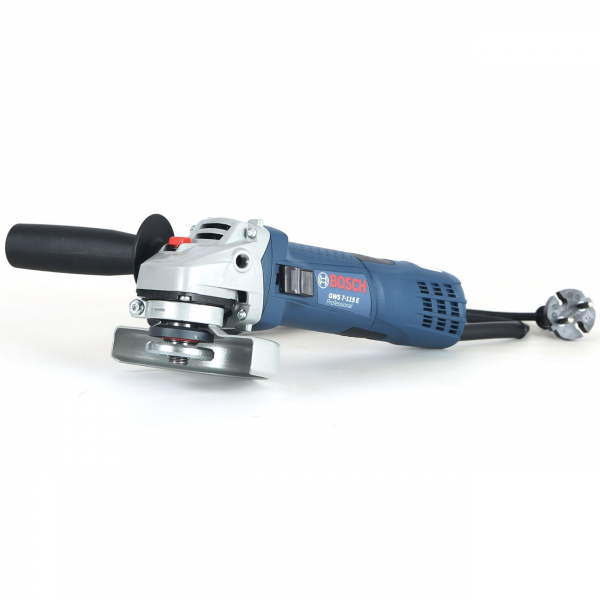 Polizor unghiular (flex) Bosch GWS 7-115 E, 720 W, turatie variabila, 115 mm 2