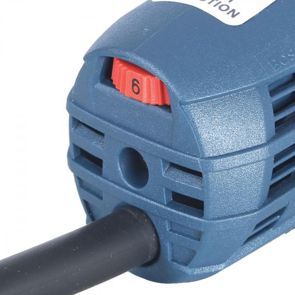 Polizor unghiular (flex) Bosch GWS 7-115 E, 720 W, turatie variabila, 115 mm 1