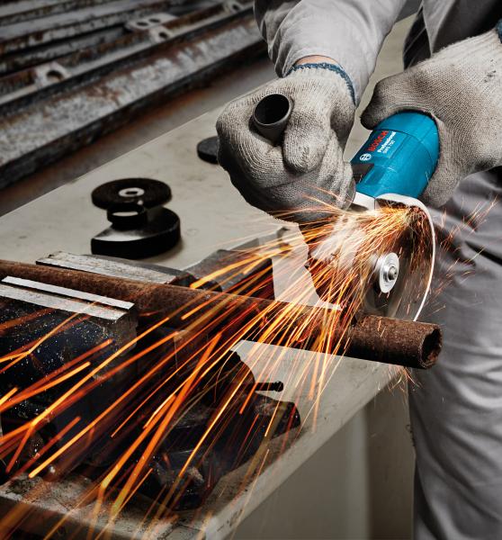 Polizor unghiular (flex) Bosch GWS 750 S, 750 W, 11.000 rot, 125 mm 3