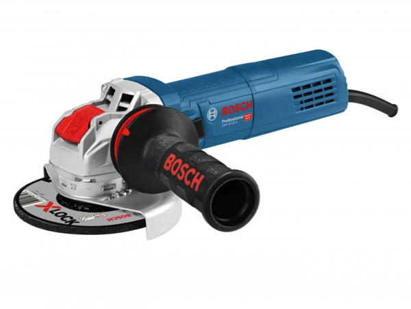 Polizor unghiular (flex) Bosch GWS 9-125 S X-LOCK, 900 W, turatie variabila, 125 mm 0