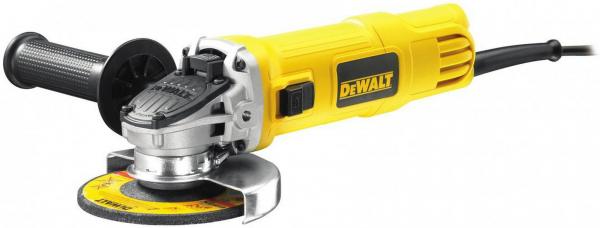 Polizor unghiular (flex) DeWALT DWE4157, 900W, 11.800rpm, 125mm [0]
