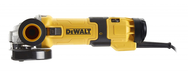 Polizor unghiular (flex) DeWALT DWE4257, 1500W, turatie variabila, 125mm 1