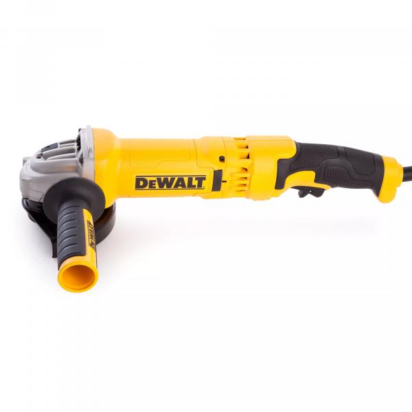 Polizor unghiular (flex) DeWALT DWE4277, 1500W, 10500, 125mm [1]