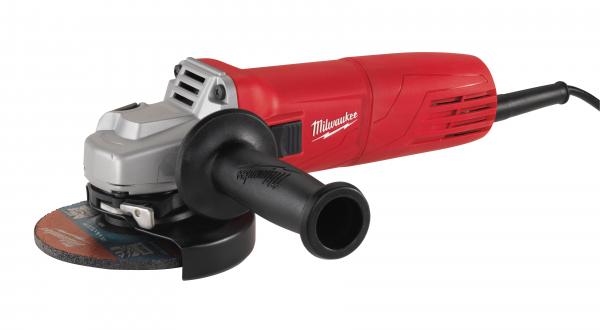 Polizor Unghiular (flex) Milwaukee AG10-125EK, 1000W, 11.000rpm, 125mm 0