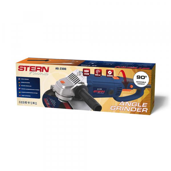 Polizor unghiular (flex) Stern AG230G, 2150W, 6000 rpm, 230mm, soft start 1