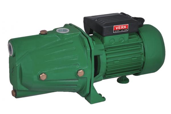 Pompa apa de suprafata Verk VJP-100B, 750W, 60L/min, 2.4m3/h, apa curata 0