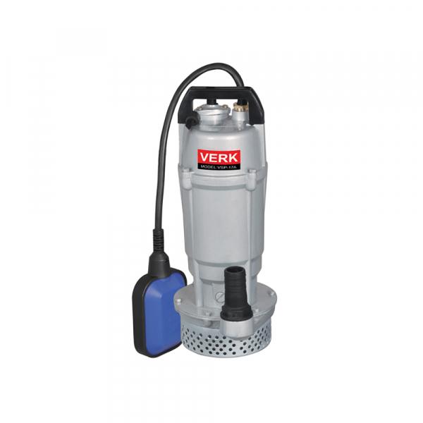 Pompa submersibila Verk VSP-17A, 370W, 65L/min, apa curata, plutitor/flotor [0]