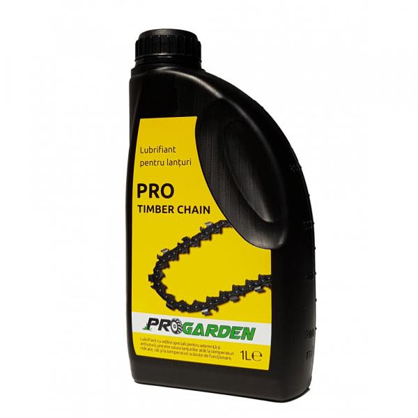 Ulei de lant ProGARDEN PRO Timber Chain, 1L, aditiv aderenta si antiuzura [0]