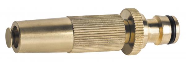 Pulverizator pentru stropit FERRO DY3022C, din alama, cu jet ajustabil 0