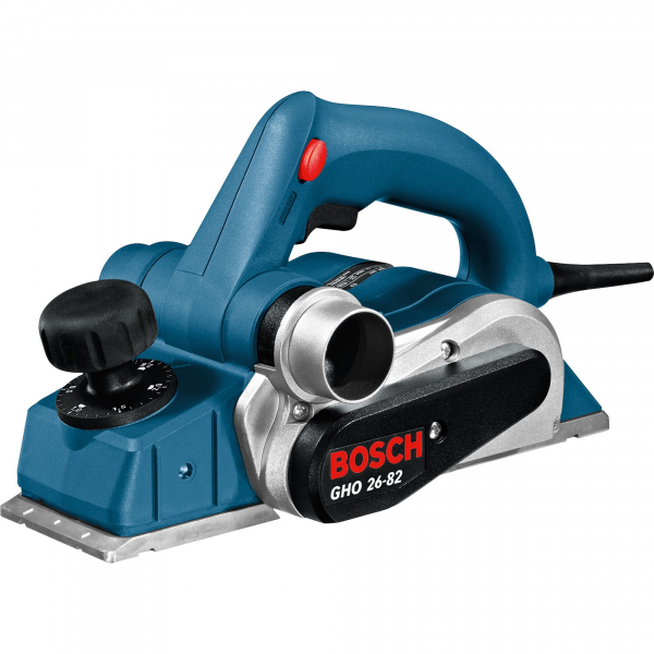 Rindea electrica Bosch GHO 26-82 D, 710 W, 2.6 mm 0