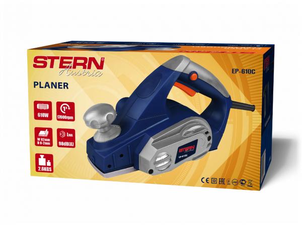 Rindea electrica Stern EP610C, 610W, 2mm, 85cm, 17.000RPM 3