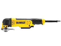 Scula oscilanta multifunctionala DeWALT DWE315KT, 300W 1