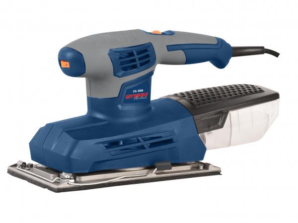 Slefuitor cu vibratii Stern FS115A, 300W, 115x230mm, turatie variabila 0