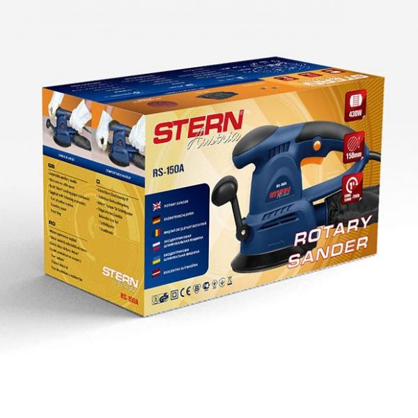 Slefuitor rotativ Stern RS150A, 430W, 150mm, 13.000 RPM 1