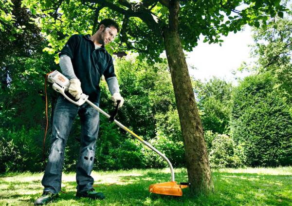 Trimmer iarba electric (motocoasa) Stihl FSE 60, 540W, 35 cm 1
