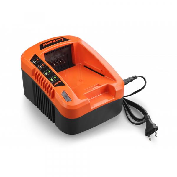 Pachet trimmer iarba cu acumulator (motocoasa) Redback E312D, 40V, 4Ah cu acumulator si incarcator [6]