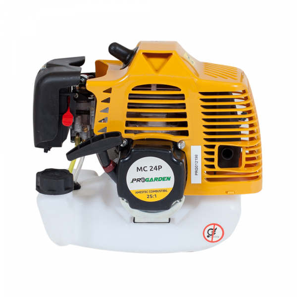 Trimmer iarba pe benzina (motocoasa) ProGARDEN MC24P, 2CP, 52cm3 1