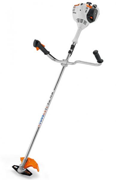 Trimmer iarba pe benzina (motocoasa) Stihl FS56 + GSB 230-2 , 1CP, 27.2cm3 0