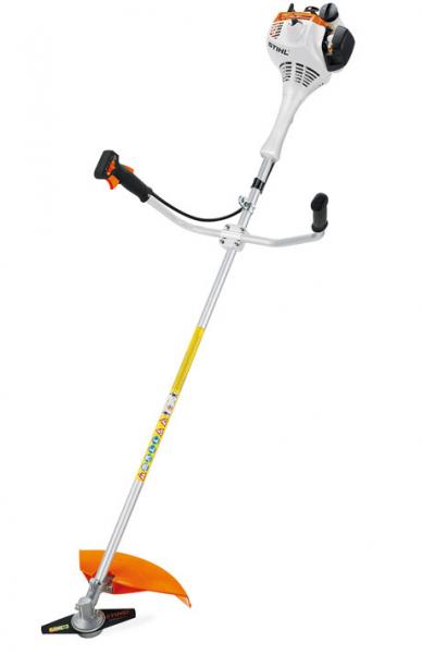Trimmer iarba pe benzina (motocoasa) Stihl FS55, 1CP, 27.2cm3, 42 cm 0
