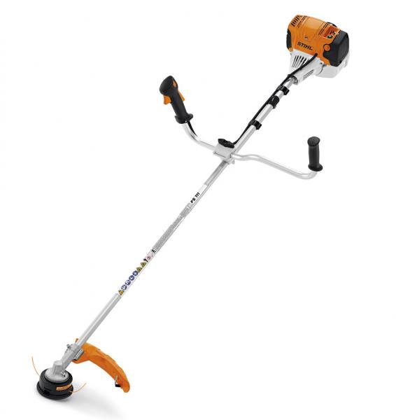 Trimmer iarba pe benzina (motocoasa) Stihl FS120, 1.8CP, 30.8 cm3, 42 cm 0