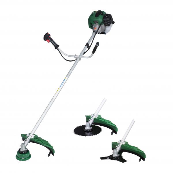 Trimmer iarba pe benzina (motocoasa) Verk VBC-G52A, 2.3CP, 52cm3 0