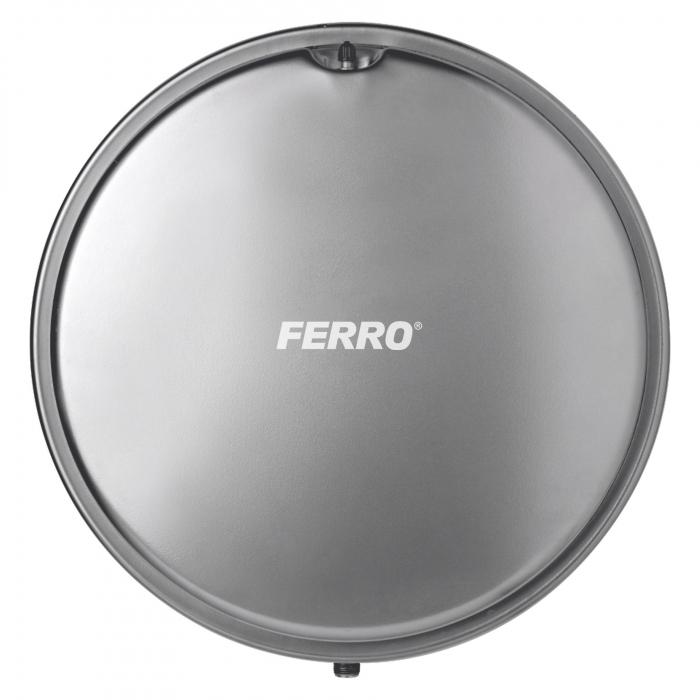 Vas expansiune suspendat plat radial FERRO CO12PL5, 12 litri, 3 bari pentru instalatii de incalzire 0