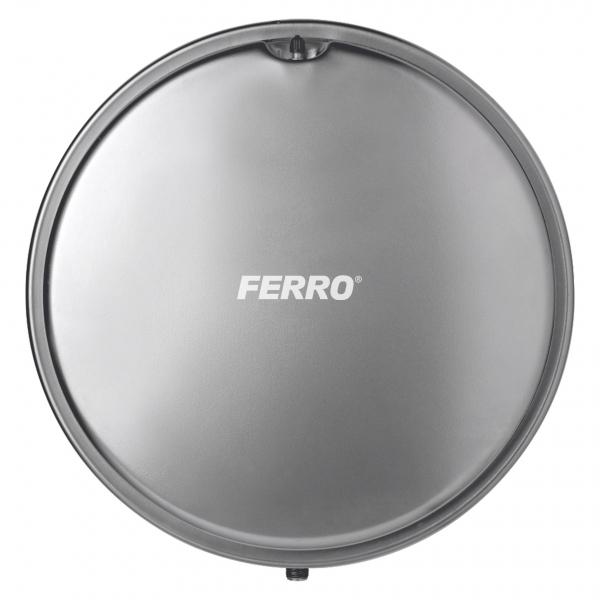 Vas expansiune suspendat plat radial FERRO CO8PL5, 8 litri, 3 bari pentru instalatii de incalzire 0