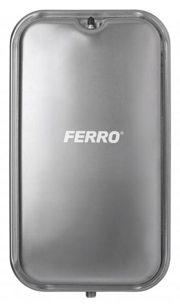 Vas expansiune suspendat plat rectangular FERRO CO8PR, 8 litri, 3 bari pentru instalatii de incalzire 0