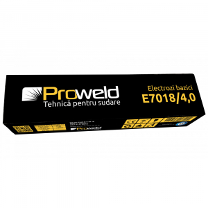 Electrozi bazici pentru sudura ProWELD E7018, 4mm/40cm, 170-200A, 5kg2