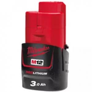 Acumulator original Milwaukee M12™ 3.0 AH, 12V, Li-Ion1