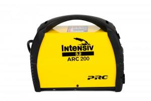 Pachet Aparat de sudura invertor Intensiv ARC 200 VRD, 10-200A, 9.4KvA, MMA/TIG, electrozi 1.6mm-4mm, bazici/rutilici/supertit3