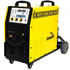 Aparat de sudura invertor Intensiv PERFEKT MIG 315 SYNERGIC, 10-315A, MIG-MAG/MMA, GAS/NO GAS, sarma/FLUX 0.8-1.2mm2